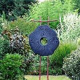 Capsule de pavots - Poterie decorative pour jardin ...