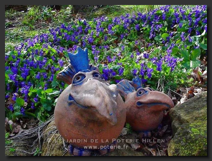 les jardins de la poterie hillen - des jardins au magnoac - www