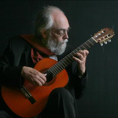 Maurice Clement-Faivre guitare