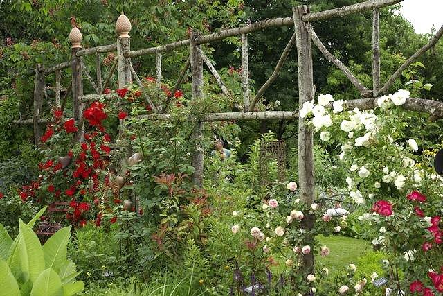 Les rendez vous aux jardins 2008 de la poterie hillen for Jardin gourmand le mans